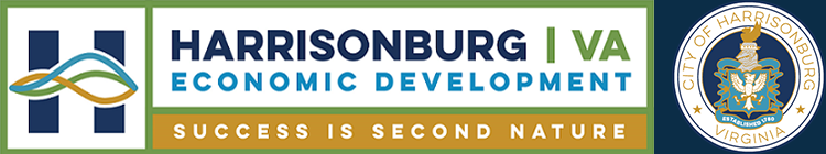 Harrisonburg Economic Development Logo